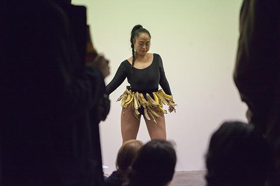 Caroline Garcia, Plantation Dance, The Screen as a Room, The Substation